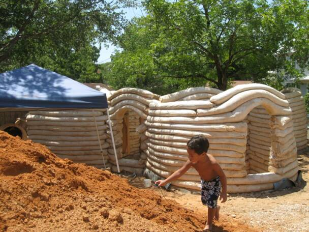 Earthbag House Plans Democratic Underground